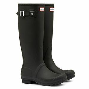 Hunter Women's Original Tall Matte Rain Boots